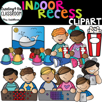 Indoor recess clipart png royalty free stock Indoor Recess Clip Art {School Clip Art} png royalty free stock