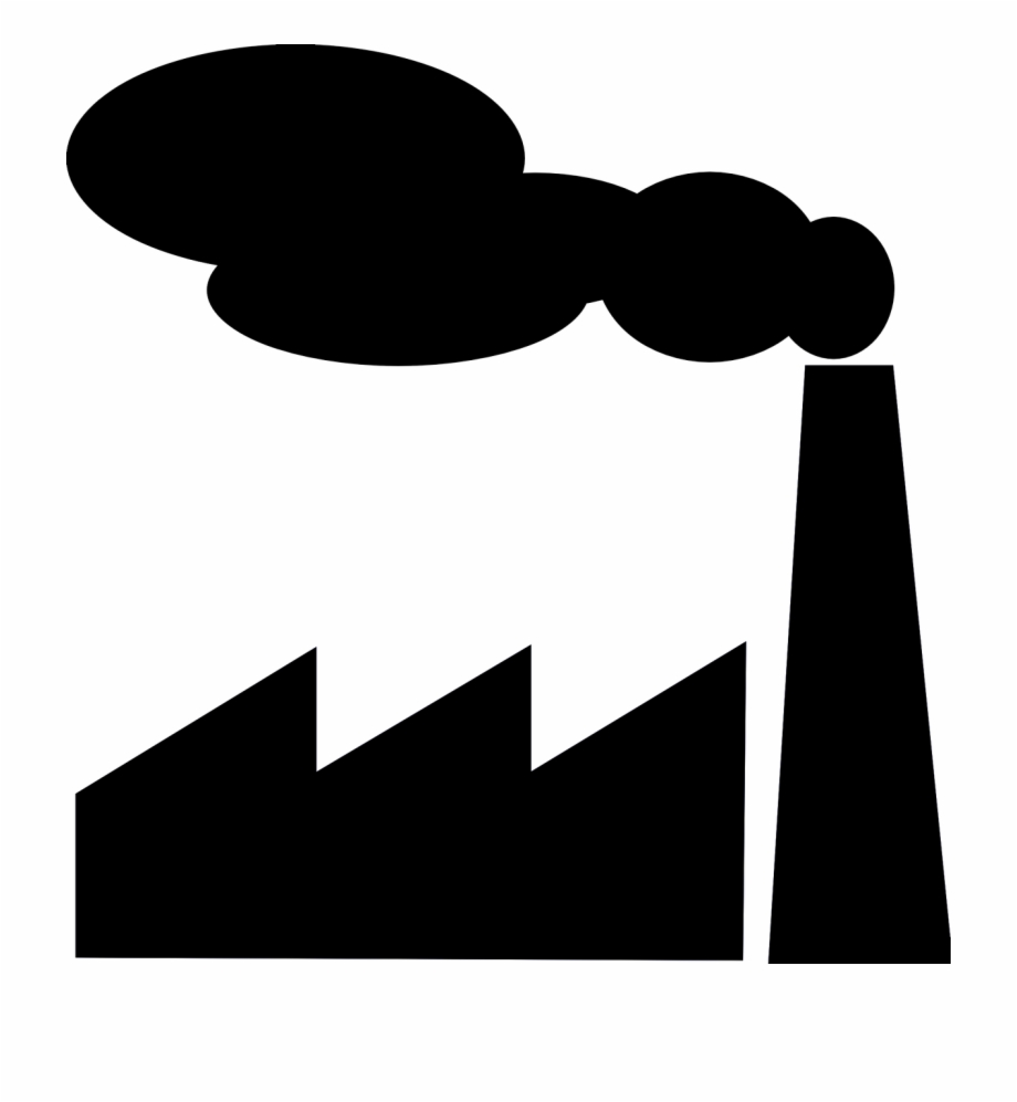 Industry clipart picture freeuse library Factory Industry Silhouette Png Image - Factory Smoke Clipart Free ... picture freeuse library