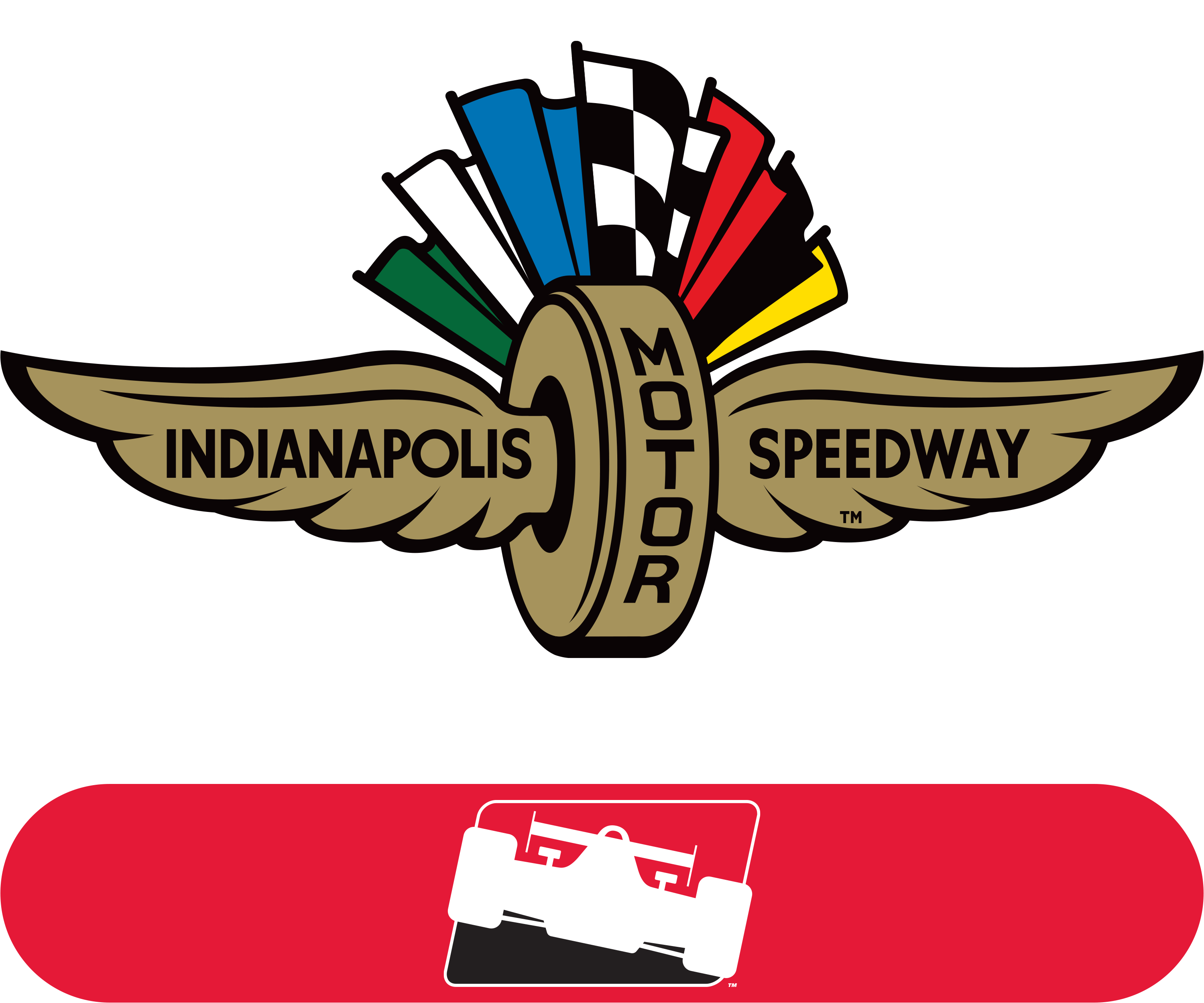 Indy race car clipart png free stock Indy 500 – Racing Electronics png free stock