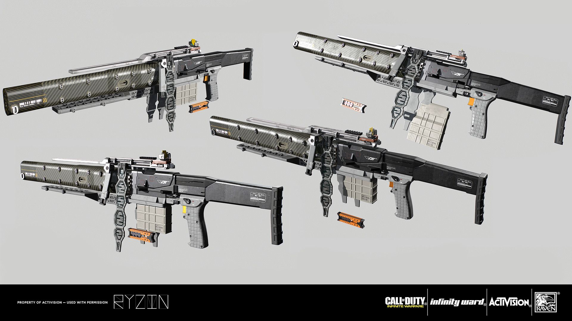 Infinite warfare guns cliparts png stock Weapon created for Call of Duty: Infinite Warfare. These weapons ... png stock