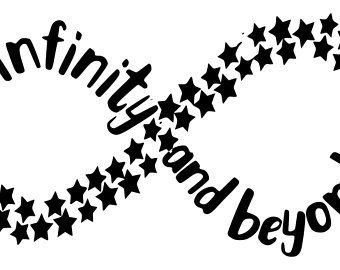 Infinity and beyond clipart png royalty free library To infinity and beyond clipart 1 » Clipart Portal png royalty free library