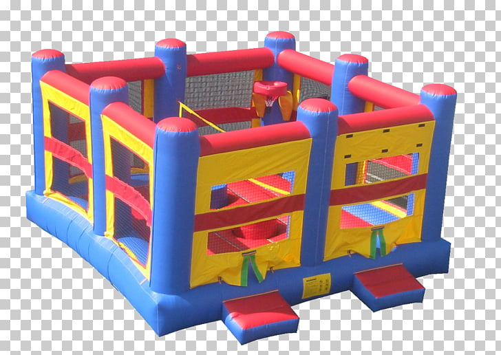 Inflables clipart clip royalty free stock Juego de juguetes inflables para juegos de toboganes, juegos ... clip royalty free stock