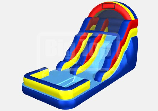 Inflatable slide clipart jpg royalty free stock Inflatable water slide clipart 3 » Clipart Portal jpg royalty free stock