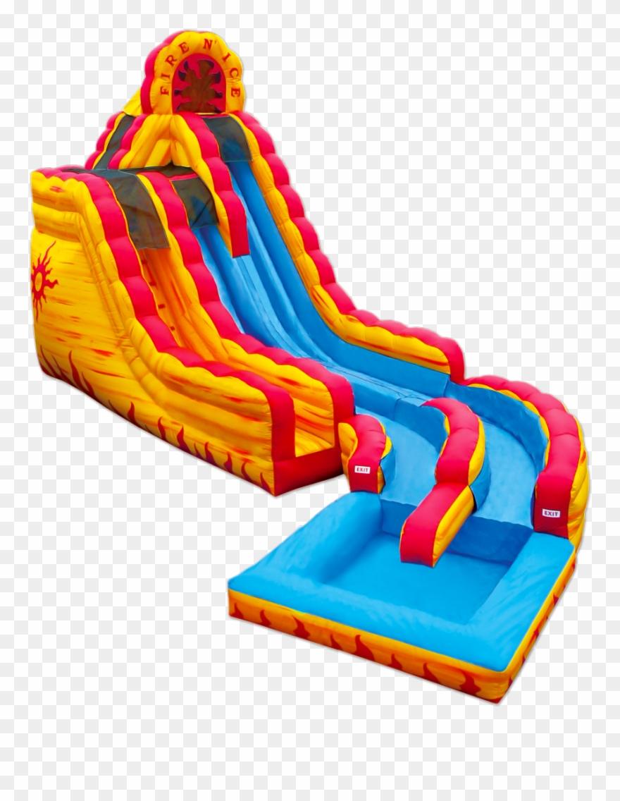 Inflatable slide clipart image freeuse stock Water Slide Inflatable Slides Evanston Il Oak Park - Paw Patrol ... image freeuse stock