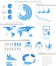 Infographic clipart free