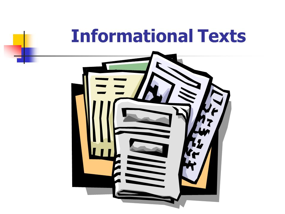 Informational text clipart vector Informational Texts. - ppt video online download vector