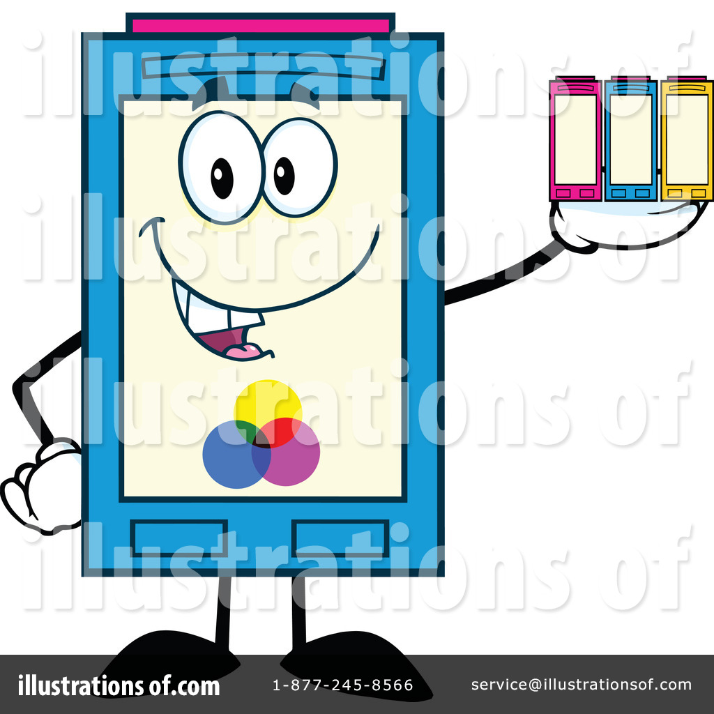 Ink cartridges clipart clip art transparent Ink Cartridge Clipart #1246954 - Illustration by Hit Toon clip art transparent
