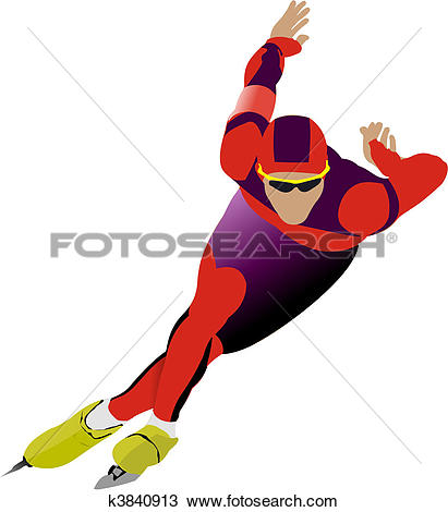 Inline speed skating clipart clipart library library Speed skating Clip Art Vector Graphics. 2,643 speed skating EPS ... clipart library library