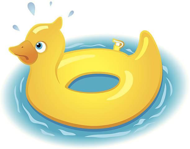 Inner tube clipart clip stock Duck Inner Tube C » Clipart Portal clip stock