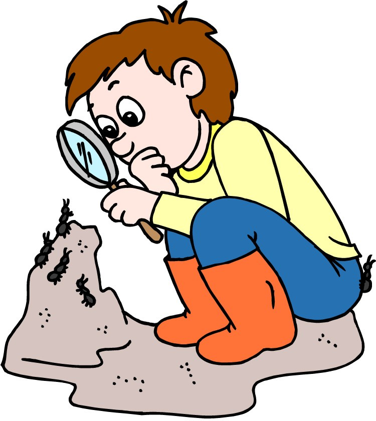 Inquiry clipart