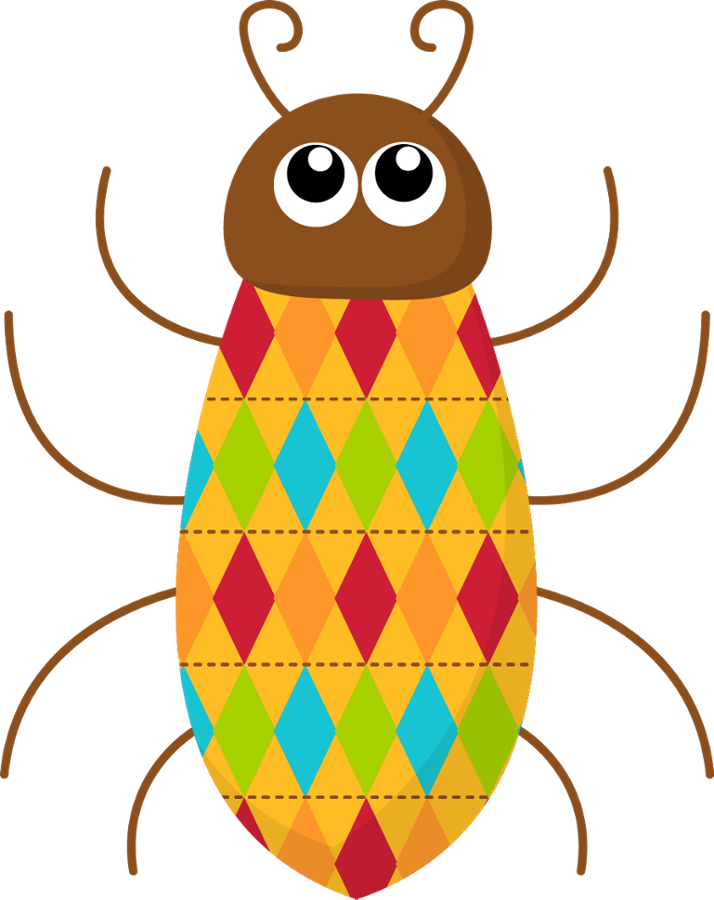 Insect reading a book clipart clipart free library Jardim - Minus | Animais I | Pinterest | Clip art clipart free library