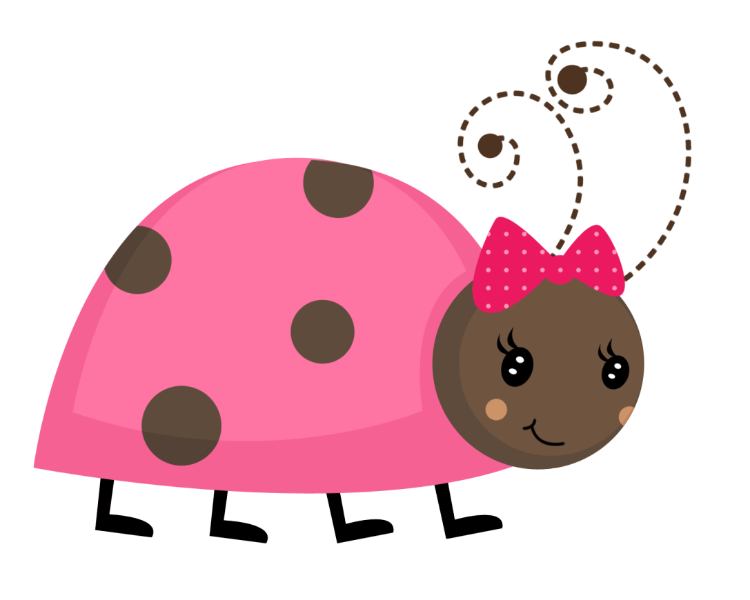 Insect reading a book clipart picture free library Pink Ladybug | Cute graphics | Pinterest | Pink ladybug, Ladybug and ... picture free library
