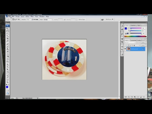 Insert clipart to phtotograph in photoshop clipart royalty free library How to insert an image in Photoshop - Quora clipart royalty free library