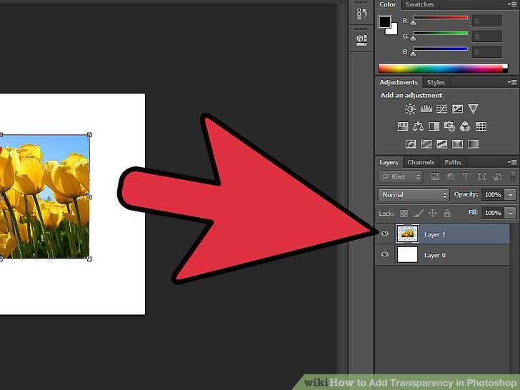 Insert clipart to phtotograph in photoshop banner freeuse library 4 Easy Ways to Add Transparency in Photoshop - wikiHow banner freeuse library