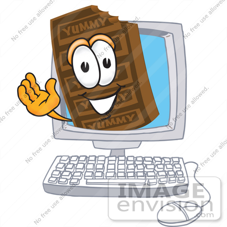 Inside computer looking out clipart jpg transparent stock Royalty-Free Desktop Computer Stock Clipart & Cartoons | Page 3 jpg transparent stock