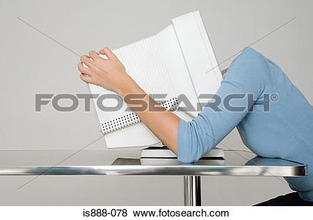 Inside computer looking out clipart clip art royalty free download Pictures of Woman with head inside computer monitor is888-078 ... clip art royalty free download
