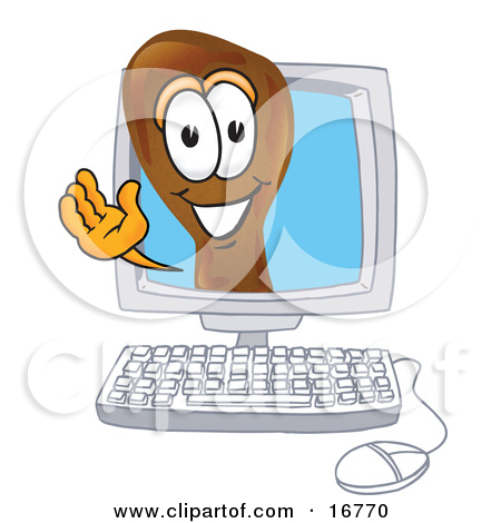 Inside computer looking out clipart svg freeuse stock Royalty-Free (RF) Desktop Computer Clipart, Illustrations, Vector ... svg freeuse stock