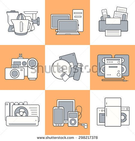 Inside electronics store outline clipart png free download Inside electronics store outline clipart - ClipartFest png free download