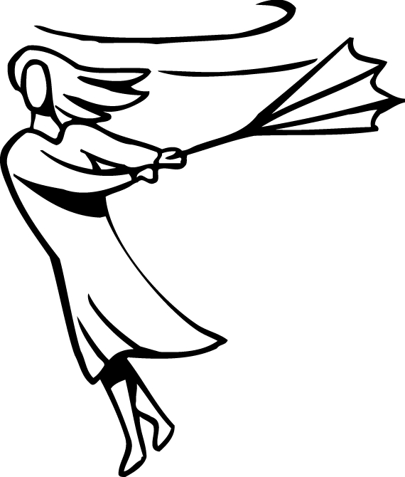 Inside out black and white clipart head black and white library Learning Ideas - Grades K-8: What is Air? black and white library