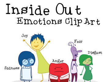 Inside out character clipart image black and white stock Inside out clipart | Etsy image black and white stock