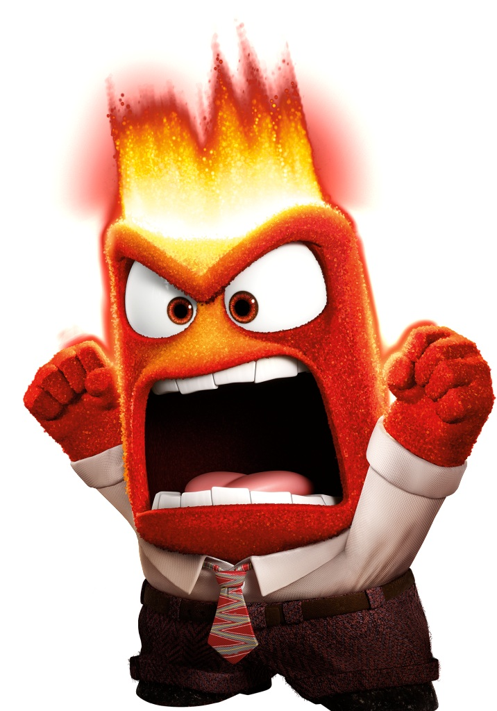 Inside out character clipart clip library library Anger inside out clipart - ClipartFest clip library library