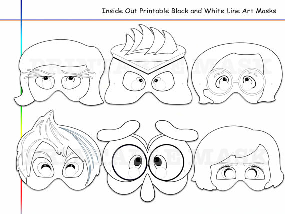 Inside out clip art black and white clipart black and white download Inside out clipart black and white - ClipartFox clipart black and white download