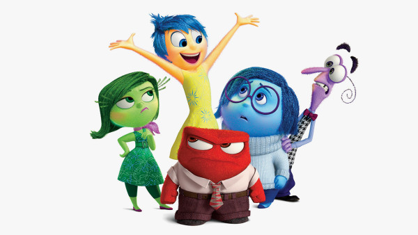 Inside out movie clip art