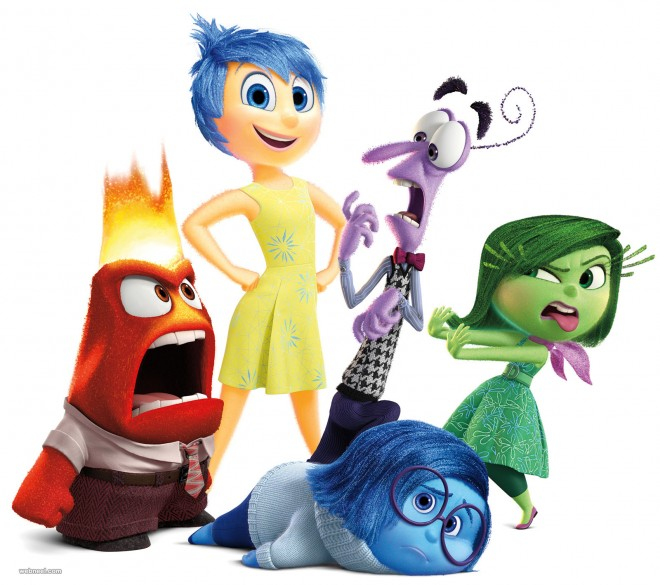 Inside out movie clip art svg royalty free download Inside Out - 3D Animation Movie Character Designs Trailers and ... svg royalty free download