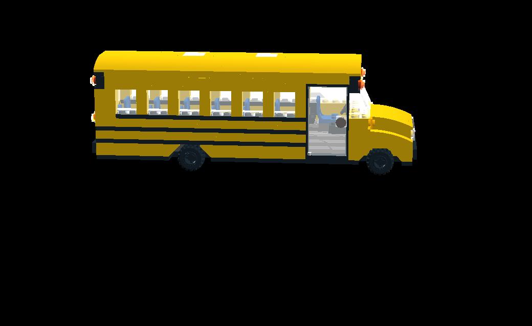 Lego car clipart vector royalty free LEGO Ideas - Product Ideas - School Bus vector royalty free