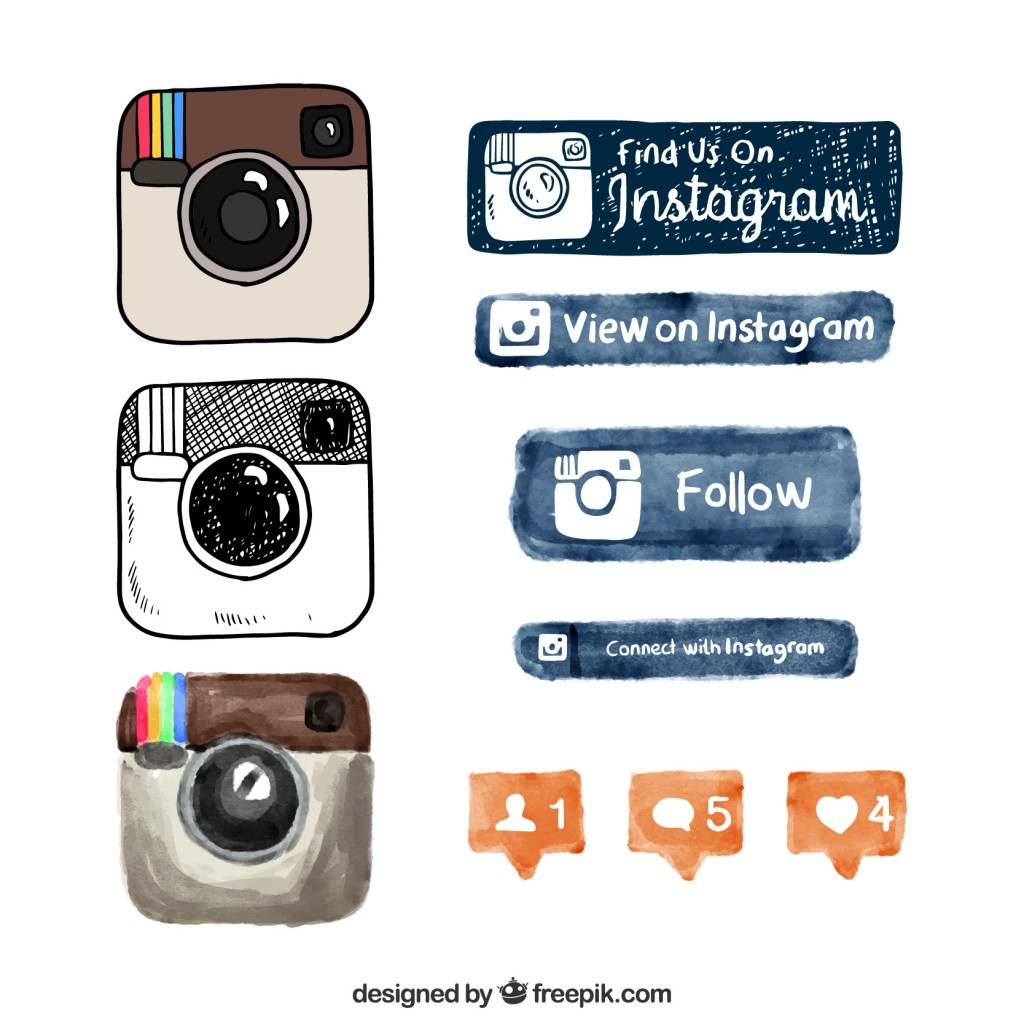 Instagram camera clip art graphic free stock Instagram Vectors, Photos and PSD files | Free Download graphic free stock