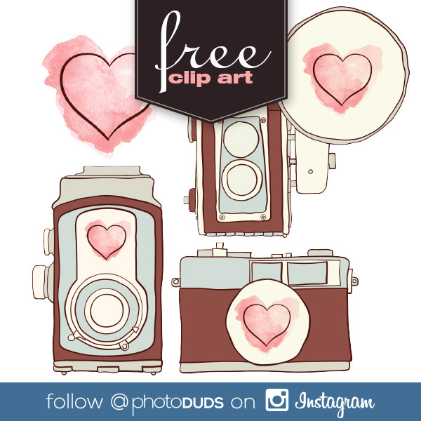 Instagram camera clip art clip art royalty free stock photoDUDS | Digital Graphic Templates and Marketing Tools for ... clip art royalty free stock
