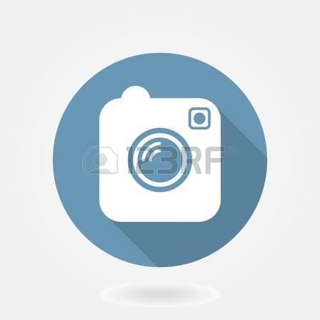 Instagram camera clip art graphic download Instagram clipart circle - ClipartFest graphic download