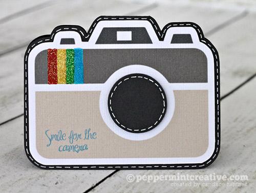 Instagram camera clipart graphic transparent stock Peppermint Creative Blog   Creative Nonsense & Other Junk ... graphic transparent stock