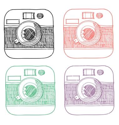 Instagram clipart app
