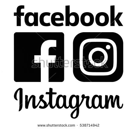 Instagram clipart black free stock Instagram New Logo 2016 Stock Images, Royalty-Free Images ... free stock