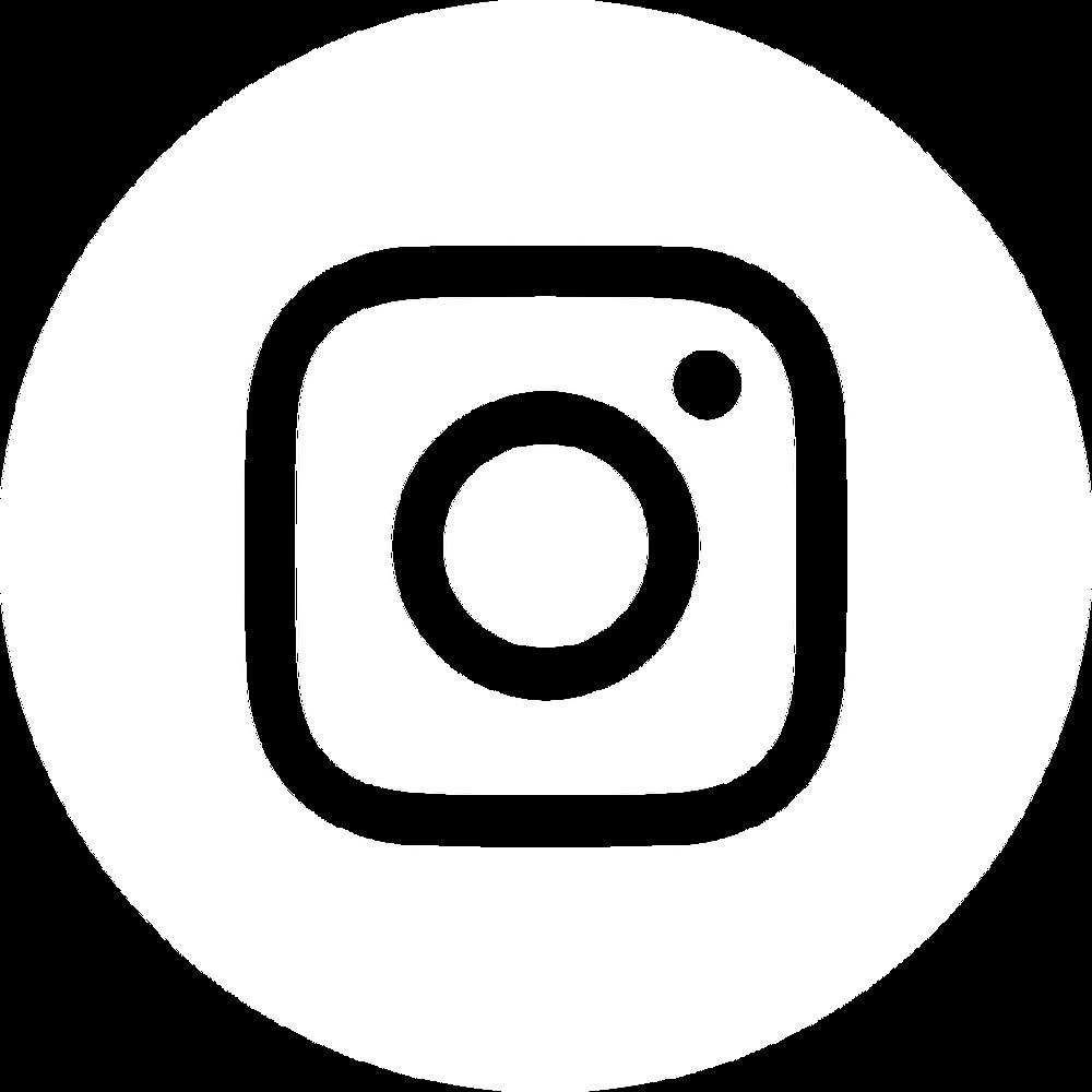 Instagram clipart black and white image Logo Instagram Png White image