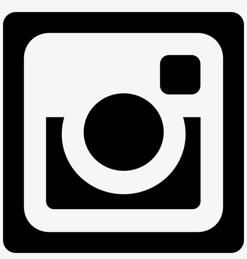 Instagram clipart blanco vector library library Instagram Social Network Logo Of Photo Camera Svg Png - Logo ... vector library library