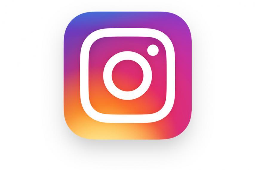 Instagram clipart maker clip royalty free stock Instagram's Original Logo Creator Says New Logo Is Beautiful, Timeless clip royalty free stock