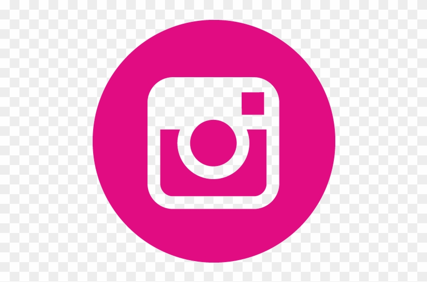 Instagram follow button clipart svg transparent Download Instagram Button Clipart Social Media Computer - Pink ... svg transparent
