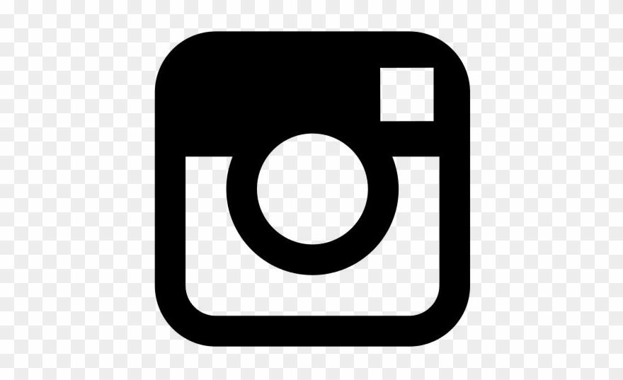 Instagram icon clipart white jpg free Youtube Icon - Instagram Icon Business Card Clipart (#1095588 ... jpg free
