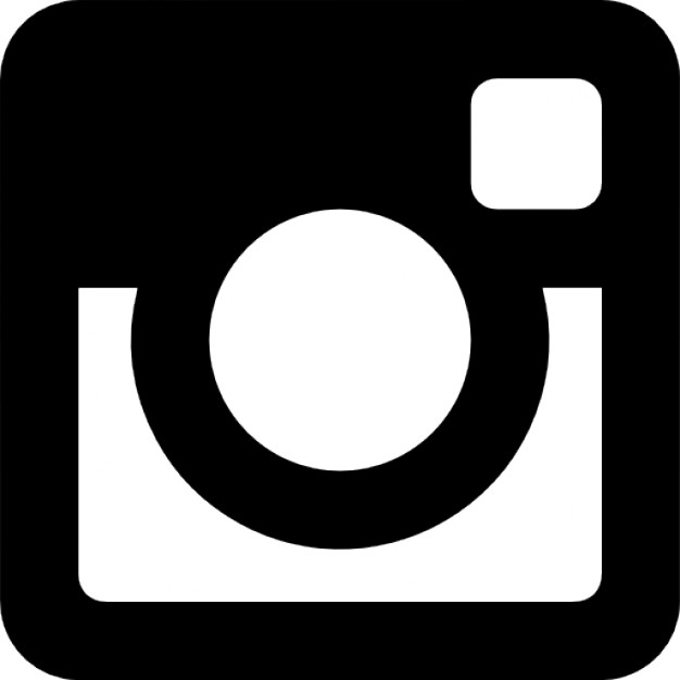 Instagram icon clipart white png black and white library Free Instagram Cliparts, Download Free Clip Art, Free Clip Art on ... png black and white library