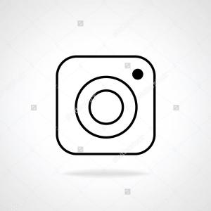 Instagram icon clipart with colors clipart freeuse download Free Instagram Icon Clipart With Colors Illustration | VectoRealy clipart freeuse download