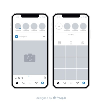 Instagram layout clipart jpg transparent Instagram Vectors, Photos and PSD files | Free Download jpg transparent