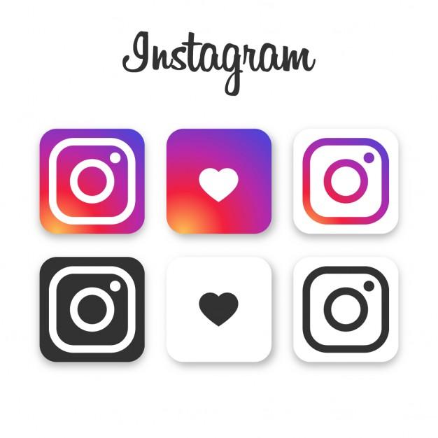 Instagram logo printable clipart svg transparent download Instagram Logo Icons   Free Download svg transparent download
