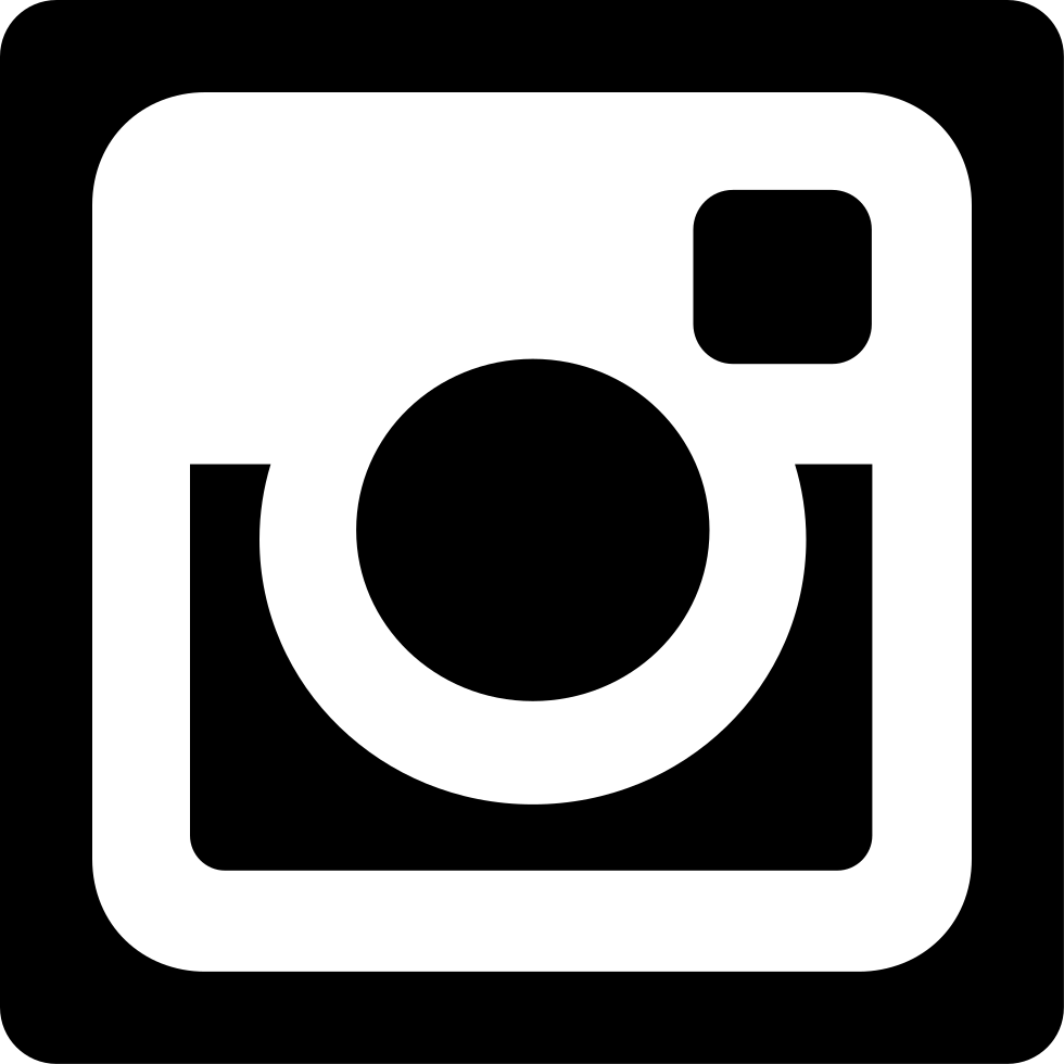 Instagram logo printable clipart svg royalty free Instagram Social Network Logo Of Photo Camera Svg Png Icon Free ... svg royalty free
