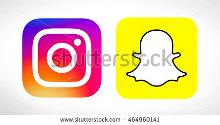 Instagram media icon clipart picture free download Shutterstock Mobile: Royalty-Free Subscription Stock Photography ... picture free download