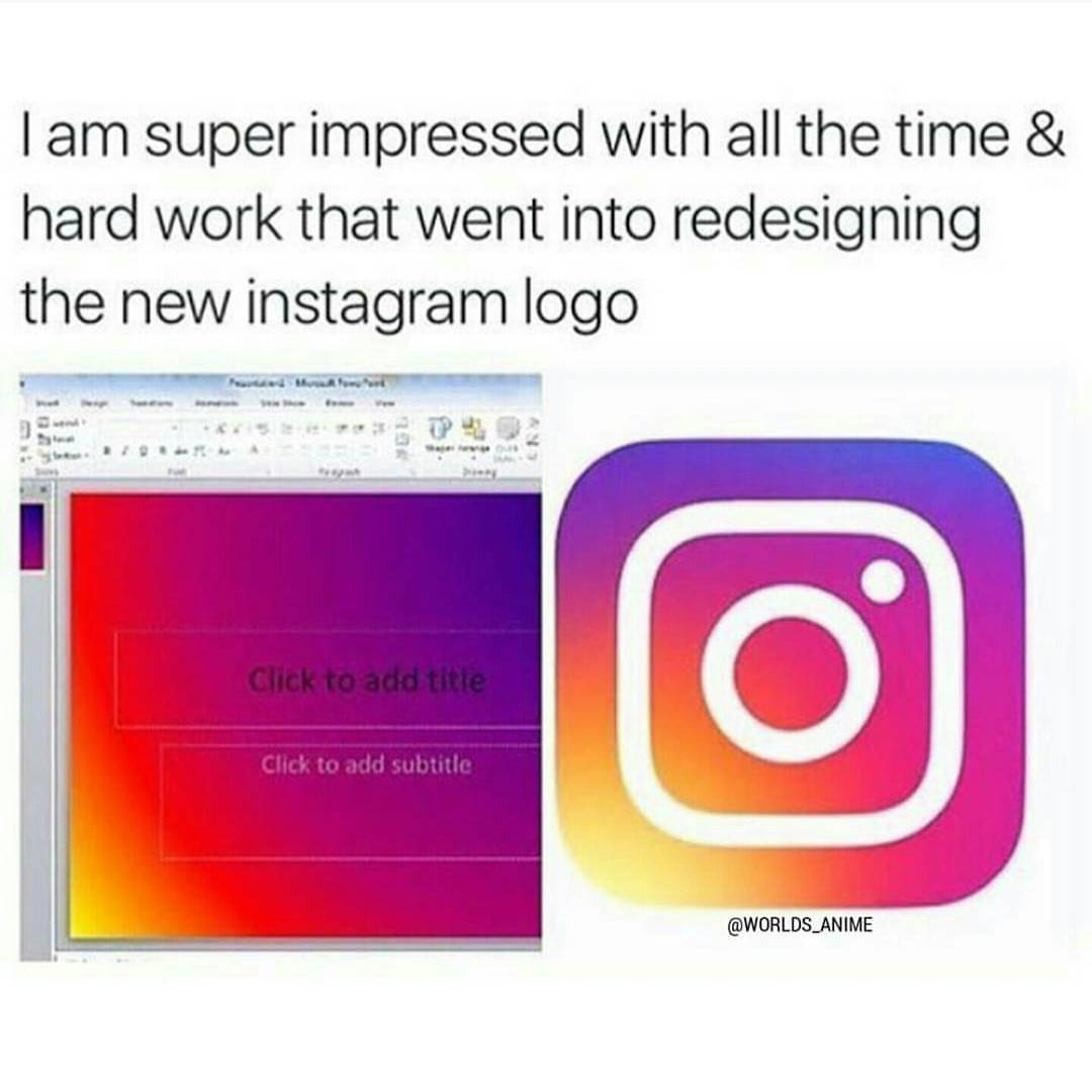 Instagram new clipart svg free download CosGamer — Man that new #instagram #logo sure took allot of... svg free download