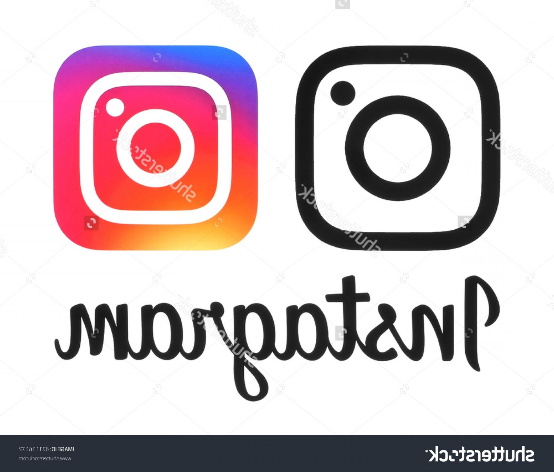 Instagram new icon clipart jpg freeuse Best Instagram Logo Vector Art Layout | VectoRealy jpg freeuse