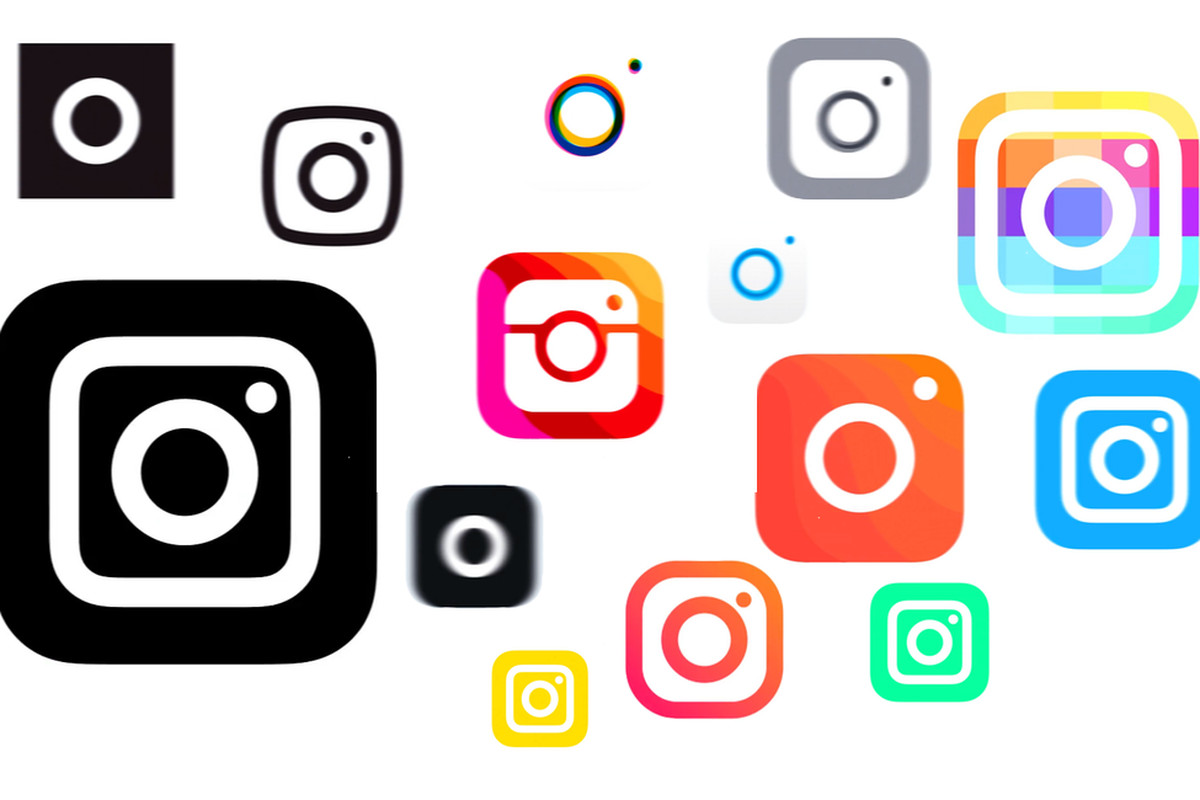 Instagram new icon clipart clip art royalty free stock These are the Instagram icons that could have been - The Verge clip art royalty free stock