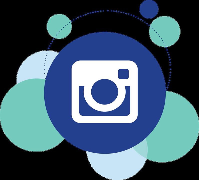 Instagram social media clipart clip art free library Free illustration: Instagram, Social Media, Icon - Free Image on ... clip art free library